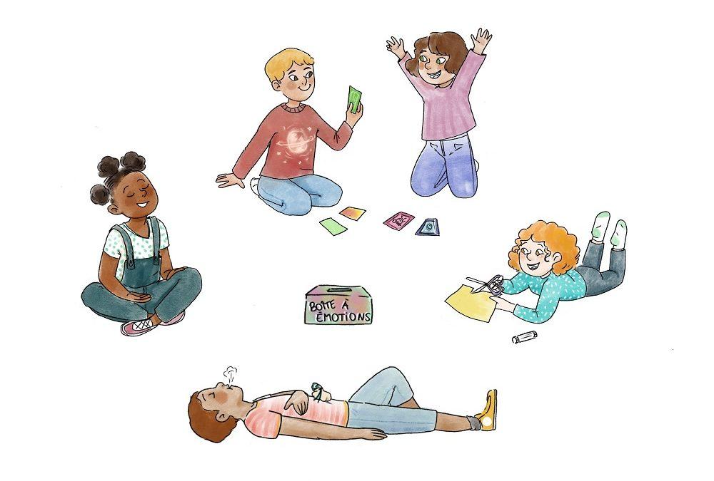 Accompagnement en milieu scolaire